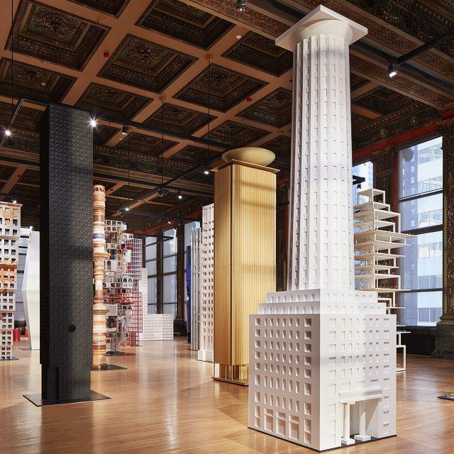 Sutton PR - Architecture - Chicago Architecture Biennale - Vertical City - Steve Hall