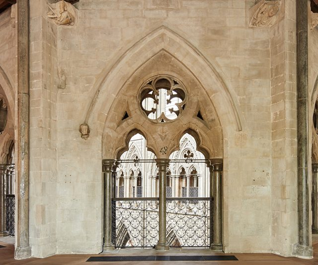 SuttonPR-Architecture-Triforium Picture Alan Williams