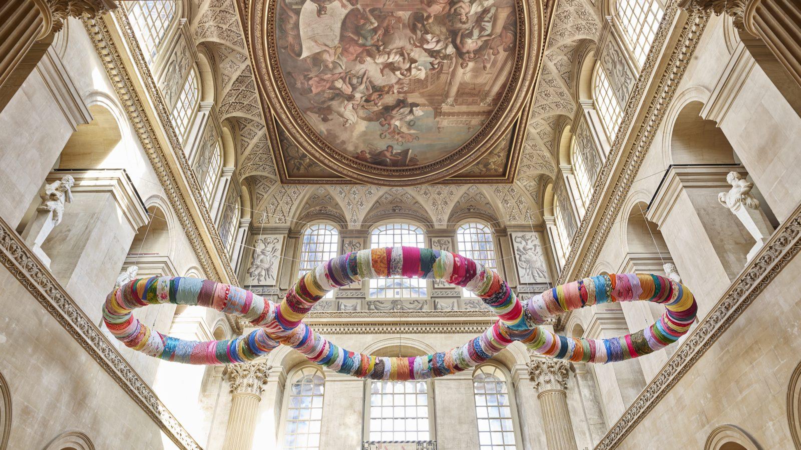 Sutton PR - Blenheim Art Foundation - Michelangelo Pistoletto