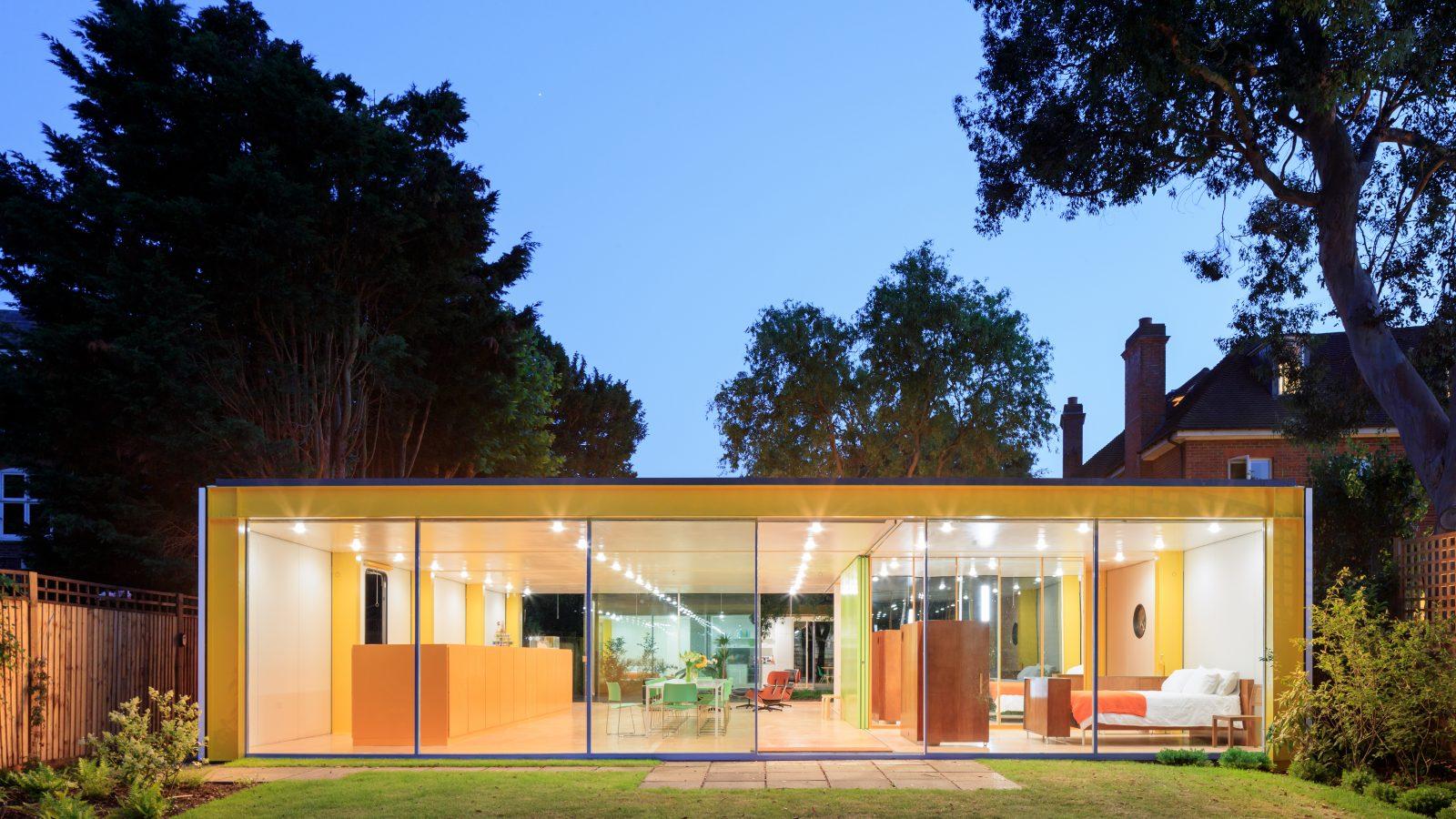 Sutton PR - Harvard Graduate School of Design - The Wimbledon House, Richard Rogers