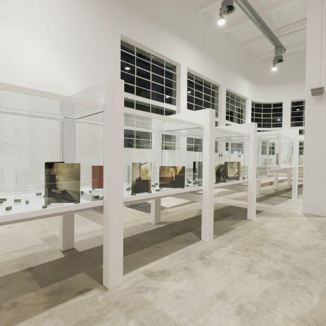 Carlos Garaicoa, El Palacio de las Tres Historias, Installation view, Fondazione Merz, Turin, Photo Andrea Guermani, Courtesy of Fondazione Merz