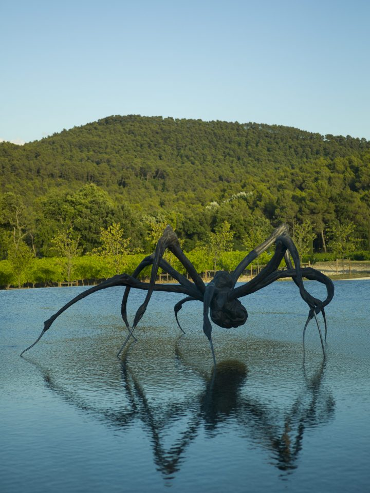 Louise Bourgeois, Crouching Spider 2003 (c) The Easton Foundation. ADAGP Paris 2015 photograph (c) Andrew Pattman