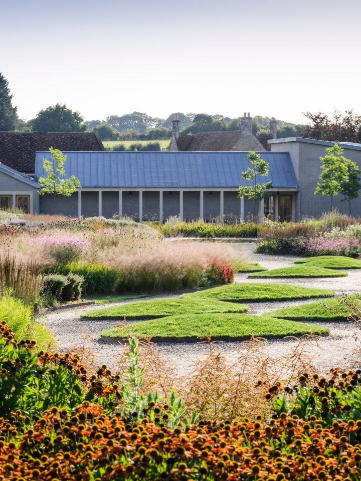 Piet Oudolf Field - Hauser & Wirth, Durslade Farm, Bruton, Somerset (7th September 2016)