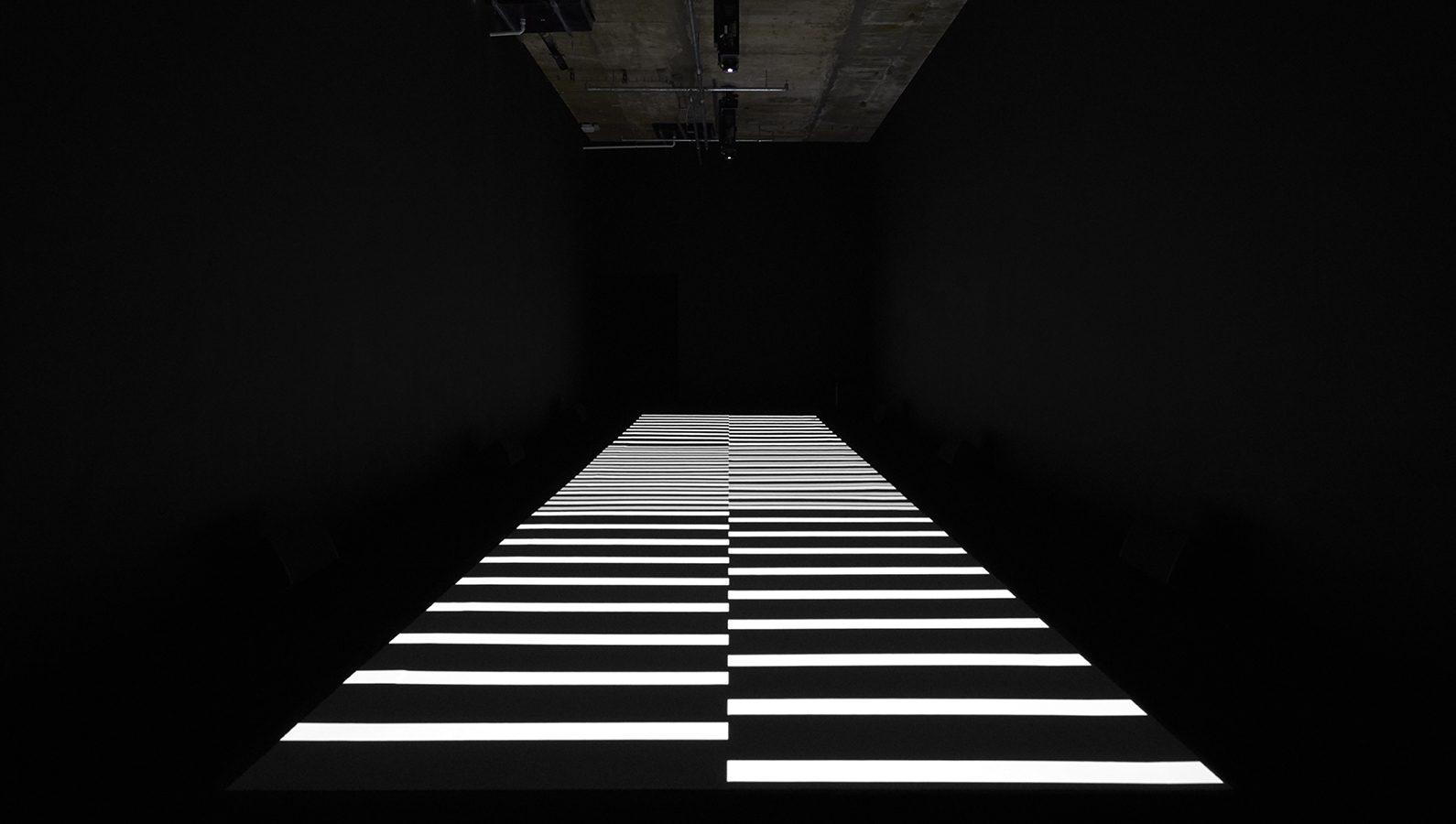 Ryoji Ikeda_180 Strand_Test Pattern_2